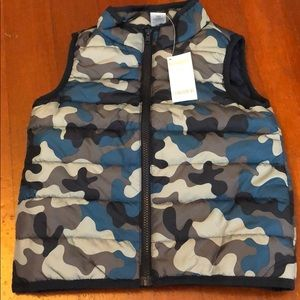 Brand new with tag puffer jacket
